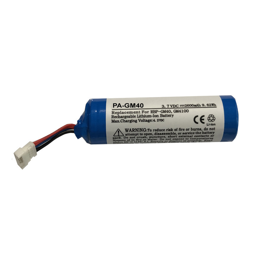 TTVXO 2600mAh Battery for DATALOGIC GBT4400, GBT4430, GM4100, GM4100-BK-433Mhz, GM4130, GM4400, GM4430,GRYPHON GM4100, RBP-GM40