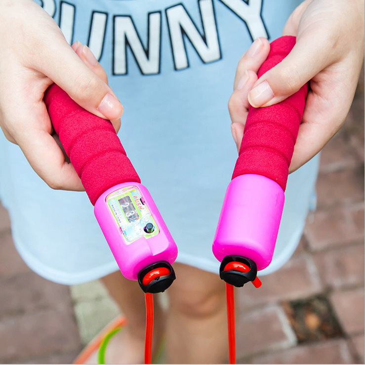 Adjustable Jump Rope Adult Children Fitness Men And Women Losing Weight Sports Equipment The Academic Test For The Junior High S