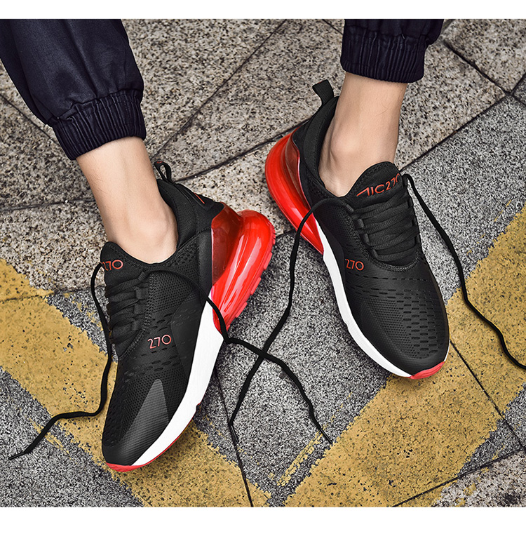 H21b912fd12a3447abf20fc6d32a72b3dX Summer New Men Sneakers Air Cushion Lightweight Breathable Sneakers Fashion Shoes Woman Couple Sport Shoes Mens Shoes Casual
