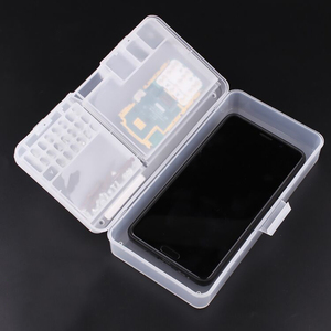 Image 3 - Double layer Multi Functional Mobile Phone Repair Storage Box for Motherboard IC Parts Smartphone Opening parts Collector