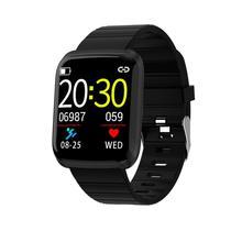 Smart Bracelet Fitness-Tracker Monitor Multi-Sport-Modes Heart-Rate Waterproof Fashion