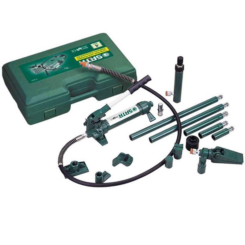 ¡SATA 97899 herramienta (Conjunto) 17пр! D) depósito hidráulico para enderezar el cuerpo. El caso La herramienta de reparación