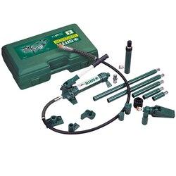 SATA 97899 для Инструмент (набор)  17пр. д/правки кузова, Гидравлический, пласт. кейс. Инструмент для ремонта мотоциклов