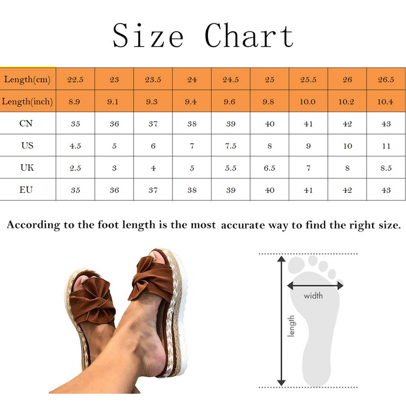 Women Bowknot Sandals 2020 Summer Cute Casual Daily Comfy Slip On Platform Ladies Sandals Dress Party Peep Toe Female Slippers 2