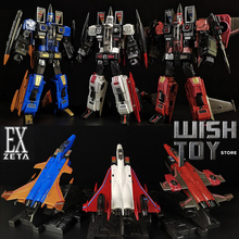 Robot Deformation Toys EX13 ZETA Dirge Ramjet Action-Figure EX12 EX14 Ratio-Mp11-Alloy-Part