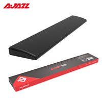 Ajazz 104 Keys Standard Keyboard Support Protection Wrist Rest Pad Anti-slip PU Leather Soft Comfortable Durable