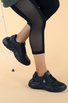 U S Polo Assn Lovely Casual damskie buty sportowe tanie i dobre opinie WOMEN