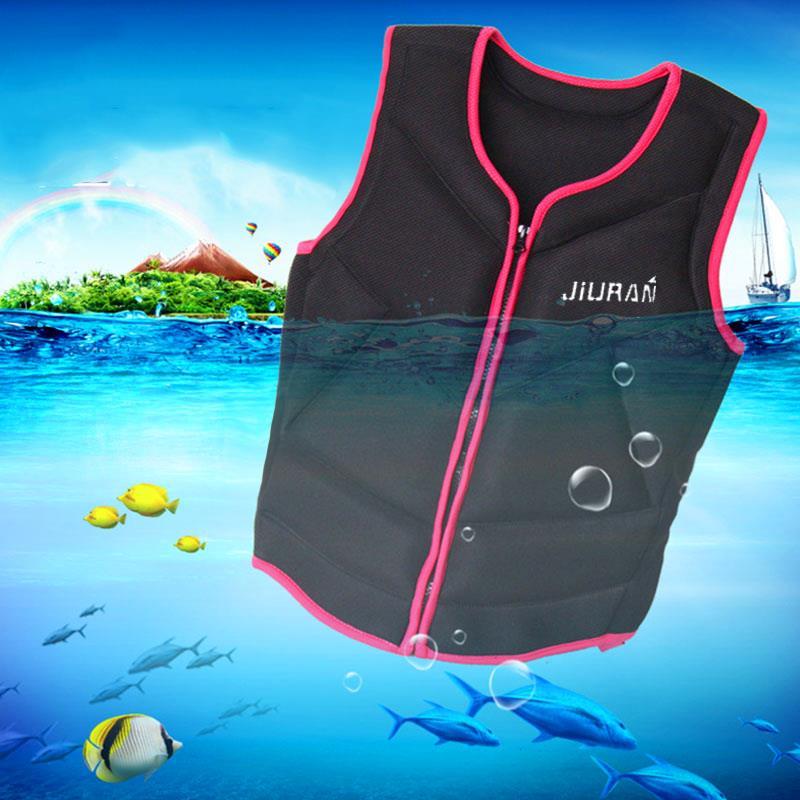 Adjustable Fishing Vest Floating Jacket Adult Swimming Buoyancy Rescue Sea Fishing Life Jacket Durable Sailing Kayak Outdoor