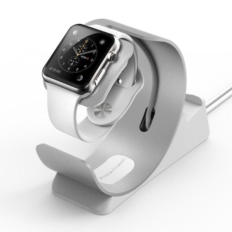 Original Base For IPhone Charging Dock For Apple Watch Stand Dock Station Desk Cradle Phone Holder Mobile Support Phone Holder