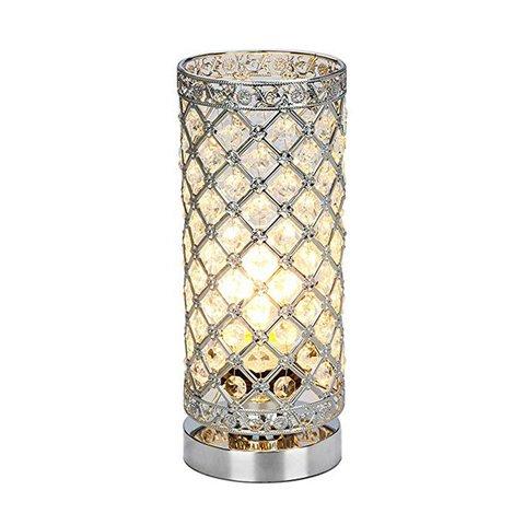 luminaria de mesa led de luxo europeu para quarto sala de estar decorativa iluminacao