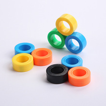 Toy-Roller Decompression Artifact Bracelet-Ring Gyro Magnetic ZK22