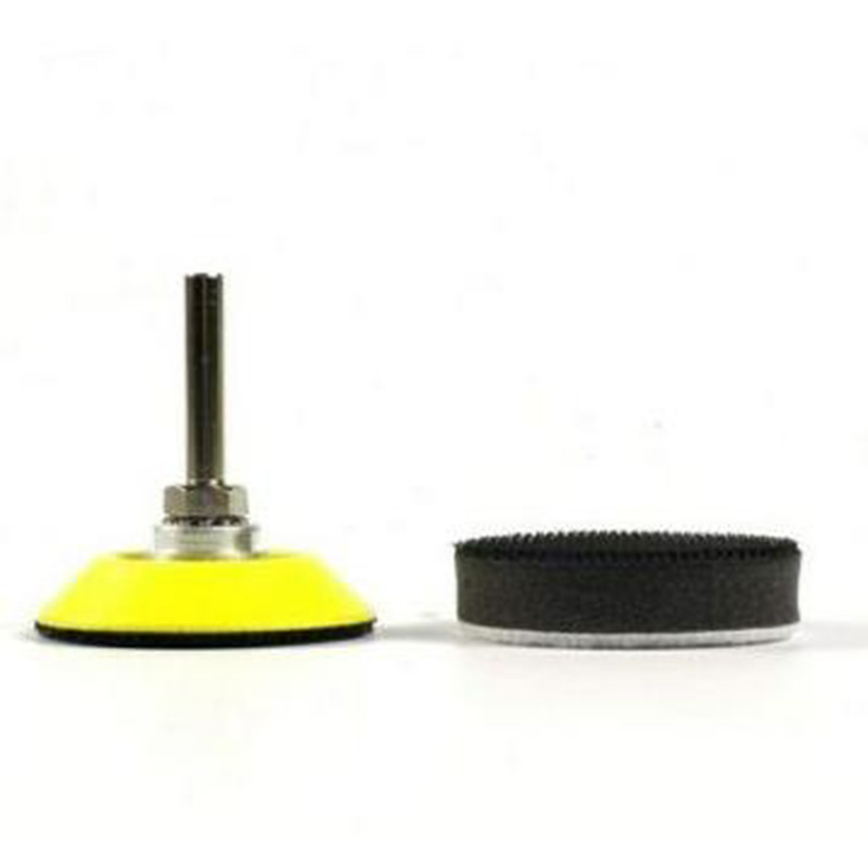Grinding Polishing Attachment Electric Sanding Grinder Backing Buffing Disc Pads