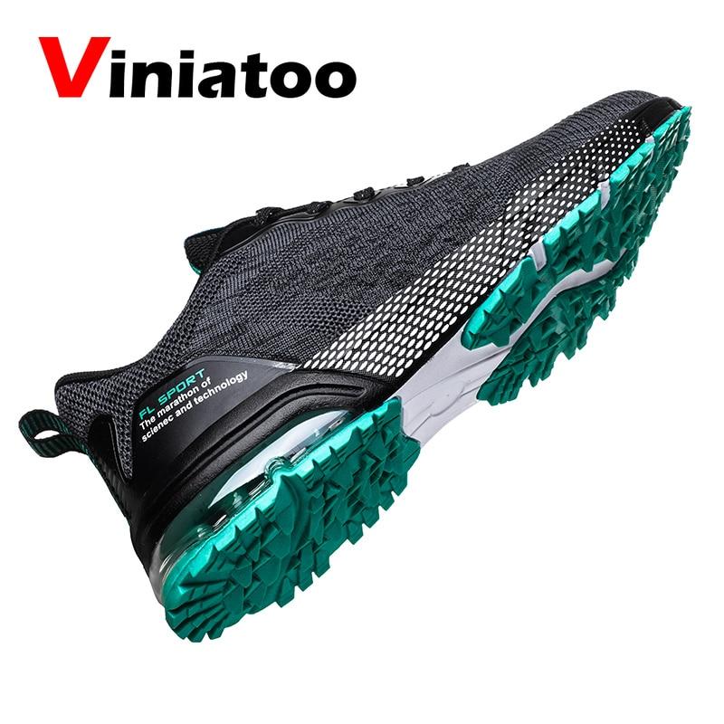Мужские беговые кроссовки для прогулок, дышащая спортивная обувь с амортизирующей подошвой большого размера 39-46, черного и серого цвета