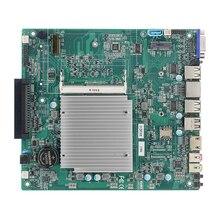 Безвентиляторный ПК Intel Baytrail, процессор J1900/J1800 DC12V/19V OPS, материнская плата, поддержка Windows10 Linux Android для системы POS