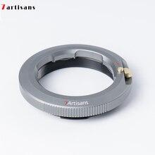 7 rzemieślników M port adapter obiektywu L port pierścień adapter do aparatu dla Leica T, Leica SL, Panasonic S1, S1R Sigma FP kamery