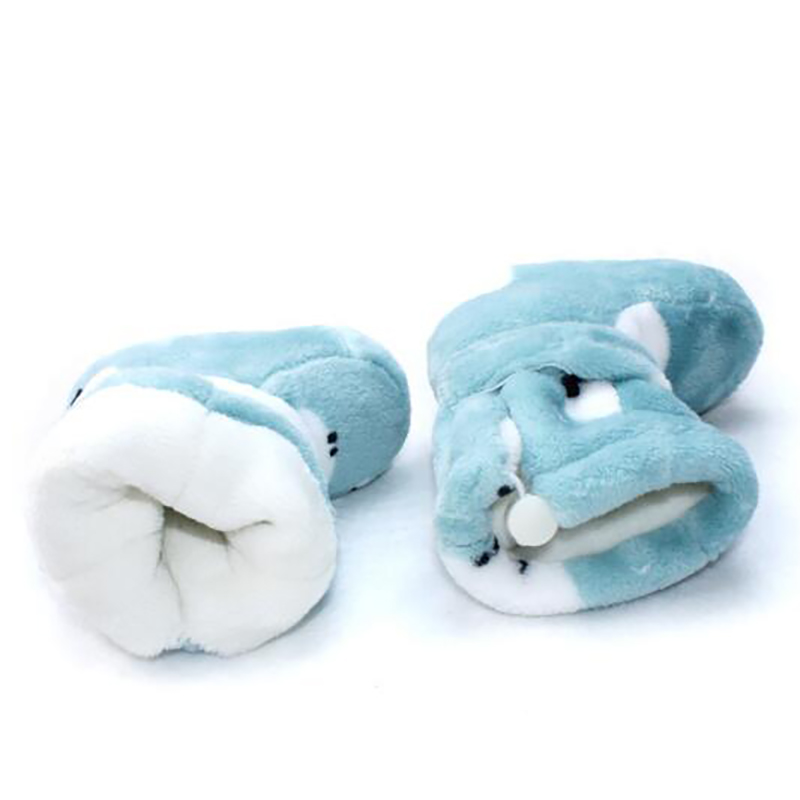 baby First Walkers Newborn foot socking indoor Footwear winter Keep Warm Crib Shoes Soft Soled Comfortable YBC006