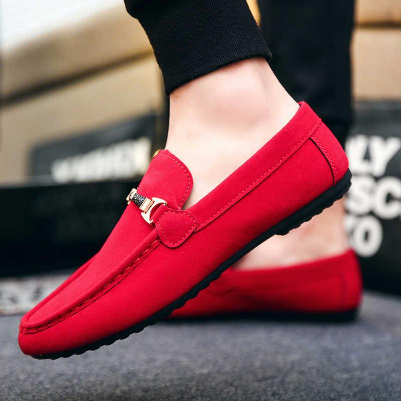 Moda popüler spor ayakkabı erkek ayakkabı yetişkin 2019 tasarımcı erkek ayakkabı üzerinde kayma rahat erkek spor ayakkabı buty meskie dropshipping X-161