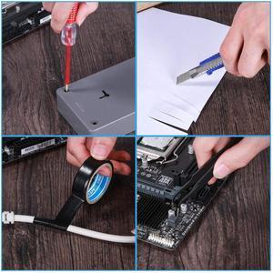 Image 5 - Kit de fer à souder avec interrupteur ON/OFF, Rarlight 60W 110V, outil de soudage à température réglable
