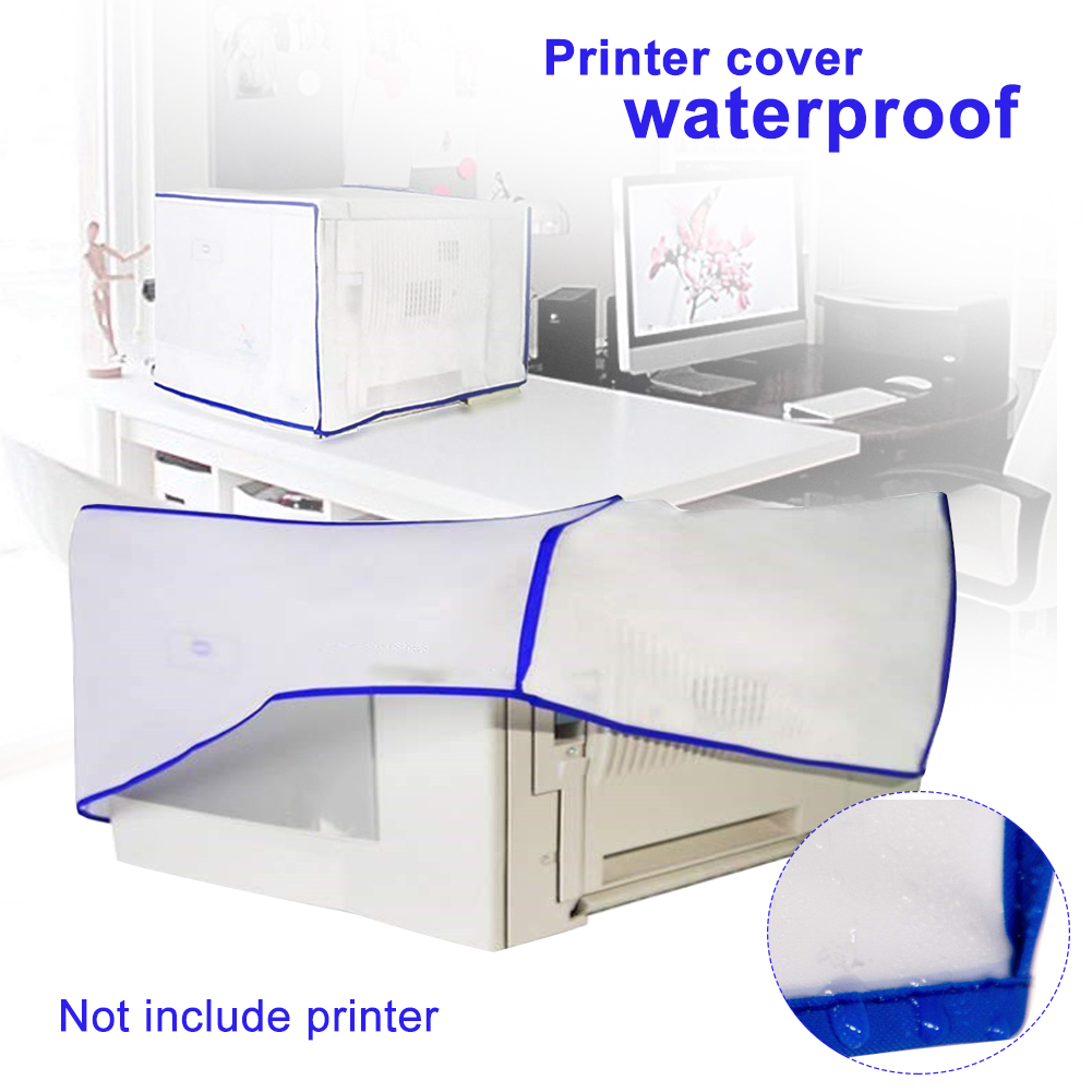 Office Protective Waterproof Portable Sun Shade Printer Furniture Multipurpose Oxford Cloth Antistatic Home Universal Dust Cover