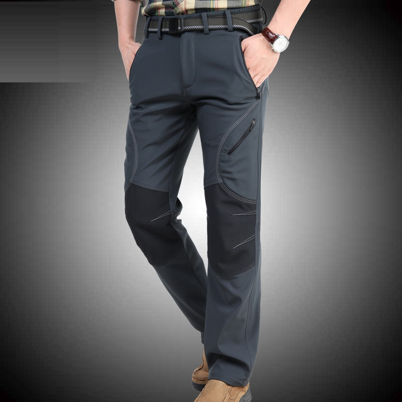 NIANJEEP-Winter-Pants-Men-Thicken-Fleece-Straight-Long-Trousers-Military-Army-Green-Casual-Menn-s-Pants