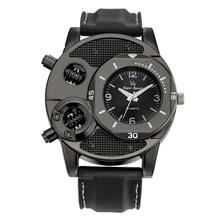 Military Sport Watch Men Clock Unique Design Fashion