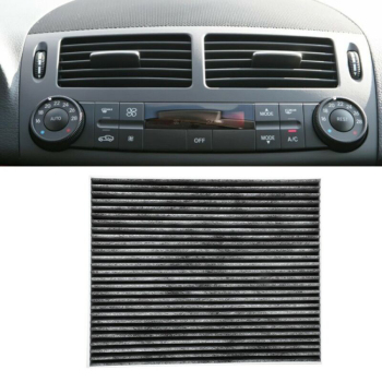For IX35 Hyundai Tucson Kia Air Filter 24x20.5x2cm Replacement Fiber Cloth image