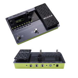 Image 5 - MOOER GE150 newest entry in the GE line of multi effects pedal 55 High quality amp models and 151 different effects