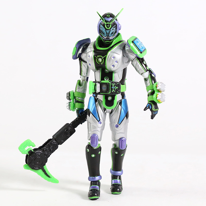 Экшн-фигурка Kamen Rider Woz, масштаб 1/8, окрашенная фигурка из ПВХ