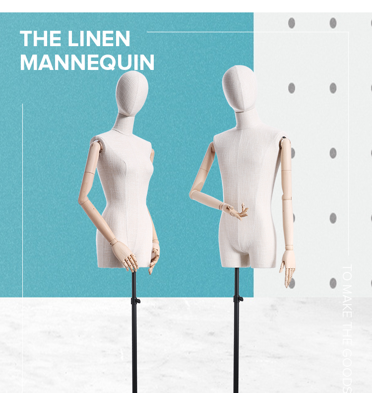 Sewing mannequin Dress form Tailor Mannequin Mannequin Clothing Shop Use Male Female Dummy Mannequin Model Stand
