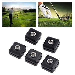 Image 2 - Gohantee 1pc Della Lega Golf Club Peso Vite di Ricambio Per 2017 M3 Driver 5g 8g 9.5g 12g 13g Grammi Accessori Per il Golf