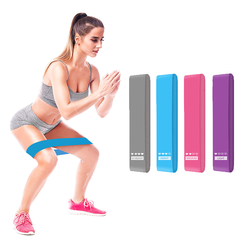 Fitness Expander Resistence Bands Workout Indoor Outdoor Equipment Training Band Pilates Sport Gym Natural Elastic Latex