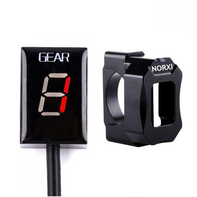 PZRacing GearTronic Zero Gear Indicator Suitable for Honda CBR650 F 2016