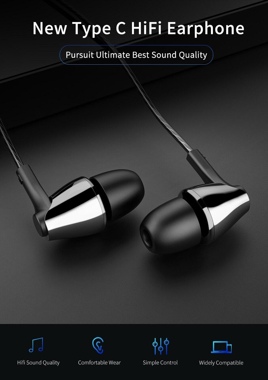 USB Type c earphone (1)