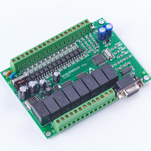Image 2 - plc programmable logic controller single board plc 20MR FX2N 2AD 12 input  8output  0~10V