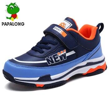 Winter 2019 kids shoes boys shoes kids sneakers kids shoes for school  boy shoes kids kids loafers Fashion sports shoes shoe 1