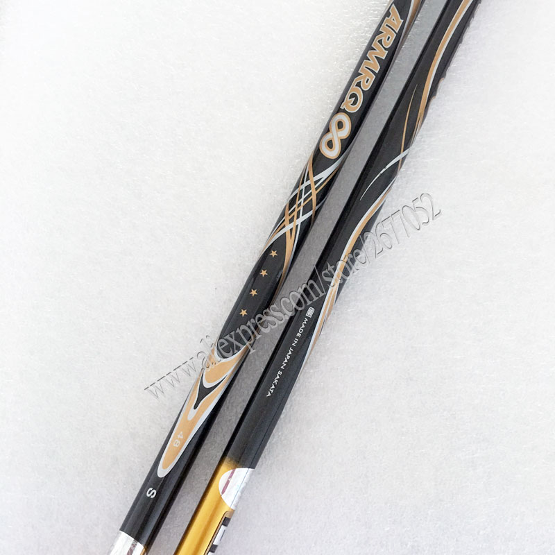 New Golf Clubs HONMA S-05 Golf Full set 4 star Golf driver wood irons putter Clubs Graphite shaft R or S Club Set shipping 16