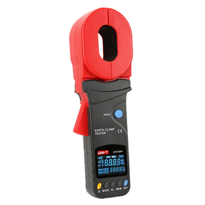 Image 2 - Clamp Ground Resistance Tester UT278A+ 0 1200Ω Ground Loop Resistance Measurement Range 32MM Big jaw Leakage Current Detection