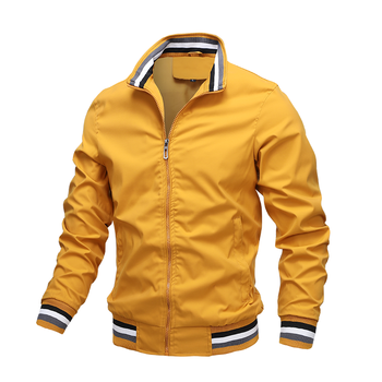 Mens Fashion Jackets and Coats New Men's Windbreaker Bomber Jacket 2020 Autumn Men Army Cargo Outdoors Clothes Casual Streetwear 6