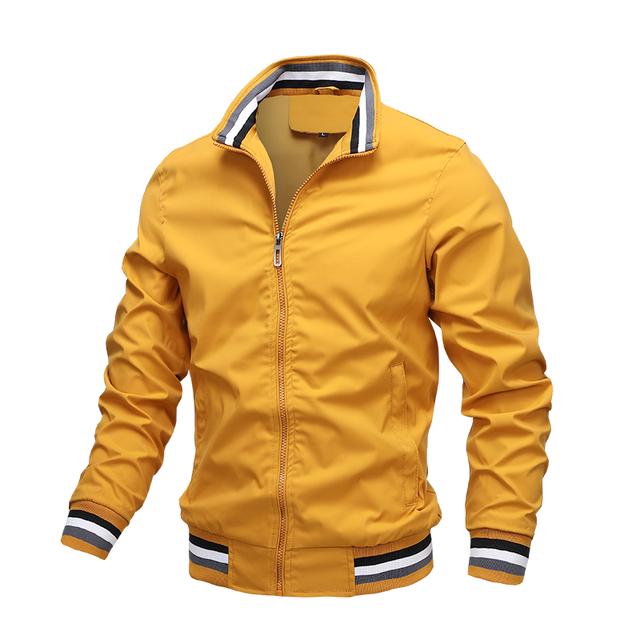 Moda de hombre chaquetas y abrigos chaquetas y cazadoras de los nuevos hombres de chaqueta Bomber cortavientos de Otoño de 2020 hombres del ejército de carga al aire libre ropa Casual Streetwear 6