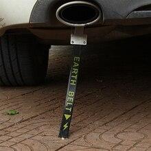 Araba Anti statik şerit topraklama bakır tel kemer statik elektriği ortadan kaldırır Q39F