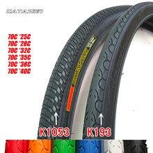 Pneus de bicicleta para pneus de estrada bike700c 70c * 25c/28c/32c/35c/38c/40c k193 k1053 cruzadores de pneus de bicicleta de pista de pneus de bicicleta pneus de bicicleta fixos