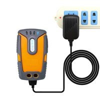 JWM RFID GPS GPRS Guard Patrol Reader with 5 Checkpoints, 2 Staff Tags and Free Software