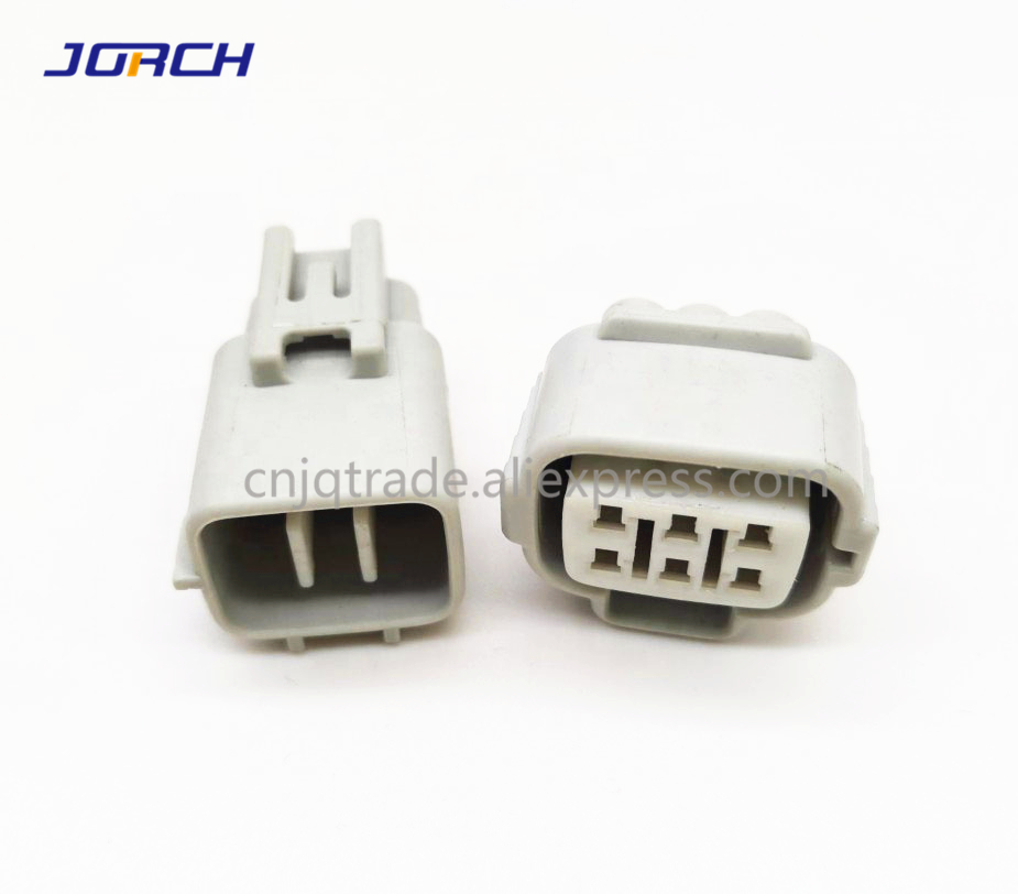 5 Sets Sumitomo 2.2mm 090 Female Male 6 Pin 6189-0323 6188-0175 Automotive Accelerator Pedal Connector