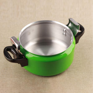 Pressure-Cooker-Pot Kitchen-Tools Cooking Stainless-Steel Outdoor Explosion-Proof Home