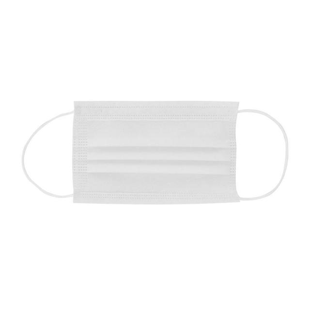 50/40/30/20/10 Pcs Non-woven Disposable Face Mouth Masks Gray Anti Haze Anti-dust Windproof Kids Adult Filter Mask respirator 1