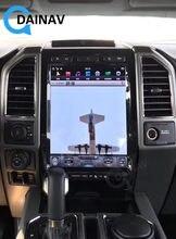 Rádio do carro gps multimídia dvd player para ford f150 2015 2016 2017 2018 2019 navegação gps do carro autoradio estéreo