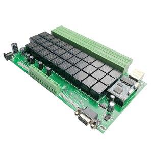 Image 3 - 32CH Domotica умный дом Комплект Автоматизация модуль управления Лер сети Ethernet TCP IP реле управления Переключатель системы безопасности 32 банды