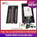 JS стабильный контроллер электровелосипеда коробка литий-ионная батарея чехол пластиковые детали для электрического велосипеда защитная к...