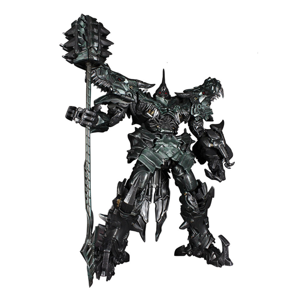 BMB LS-05 LS05 Transformation Action Figure Toy Grimlock Mogorva Movie Model Oversize ABS Alloy KO SS07 Deformation Car Robot