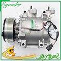 AC A/C компрессор кондиционера для Honda Fit Jazz GE6 GE8 City GD3 GM2 CM3 GE2 1 2 1 5 38800RB7521M2 38800RB7Z031M2